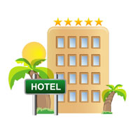 Hotels, Discounted Attraction Tickets & Meals
